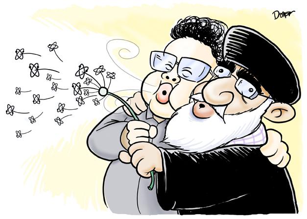iran_n-korea_nuclear