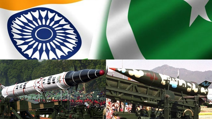 Image result for pakistan india war nuclear